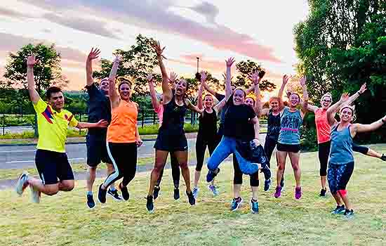 Personal Training Milton Keynes Buggy Friendly Bootcamp MK Trainer Fitness Classes Lose Weight Groups Exercise Class Lose Lockdown Fat Milton Keynes